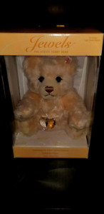 Teddy Bear Steiff 2007 Christmas Swarovski Jewels Bear 669873