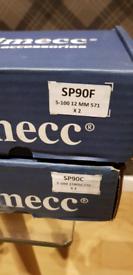 VAG / Skoda wheel spacers 12mm & 15mm