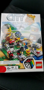 LEGO city alarm game brand new and sealed