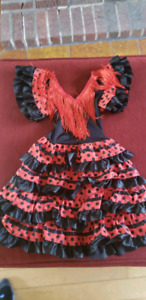 Little girls dress up or Halloween costumes
