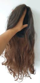 Brunette Ombre Wig