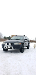 Lifted xc70 2006