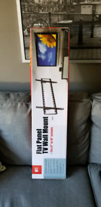 "Tilting flat panel TV wall mount  37"" - 70"""