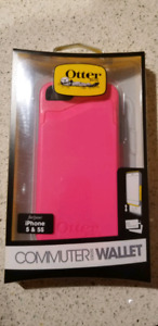 Otter case for iPhone 5 and 5S - PINK colour