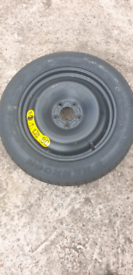 Ford focus space saver wheel like new