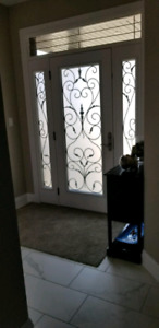 INCREASE VALUE OF YOUR HOME WITH DOOR GLASS INSERTS