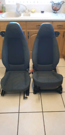 Smart fortwo 451 seats