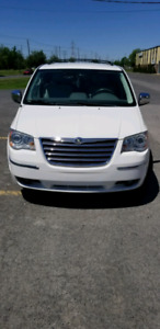 2008 CHRYSLER TOWN COUNTRY LIMITED