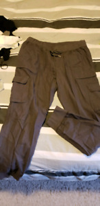 Aritzia Community cargo pants size M $20 $40 for all 3!