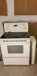 Whirlpool Gold Convection Oven with range