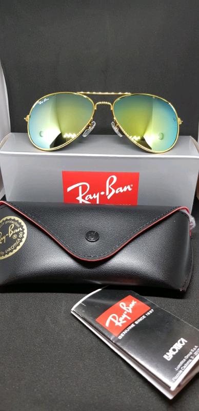 08ec4ed9e1dc Ray-ban aviator sunglasses multicolored   in Heathrow, London ...