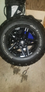 Ram 1500 or jeep rims with ko2 tires