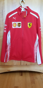 Scuderia Ferrari 2018 Team Puma Softshell Jacket