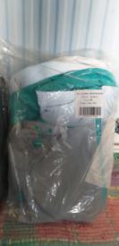 Deliveroo Unisex Medium Waterproof Cycle Jacket