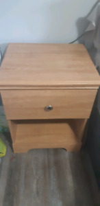 Night stands and drawers