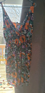 Plus size spring dress size 2x Asking $5