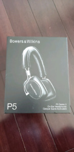Bowers and wilkins p5 series 2 headphone