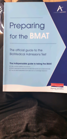 Preparing for the BMAT. The official guide to the BioMedical Admission