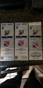 Barrie Colts Tickets Saturday November 17th vs Rangers