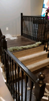 STAIR INSTALLATIONS, Carpet, Vinyl, Laminate flooring