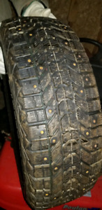 """14"""" studded tires"""