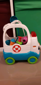 Leapfrog medical kit