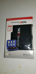 Nintendo universal hard case for 3DS, DS, DSI, AND DS XL