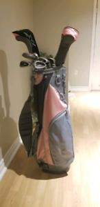 Ladies Golf Club Set - Right Handed