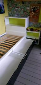 Kids bedroom furniture storage and drawers