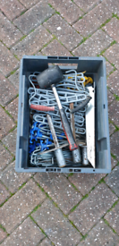 LOADS OF CAMPING PEGS CAMPING MOTORHOME OR AWNING