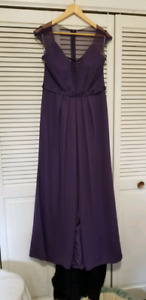 Bridesmaid/prom/evening gown