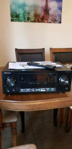 Pioneer 5.1 sourround sound receiver
