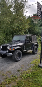 2003 Jeep TJ Rocky Mountain Edition