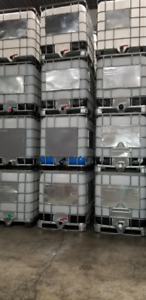 IBC TOTES AND BARRELS FOR WHOLESALE!!!