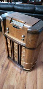 Antique Radio Restoration Project