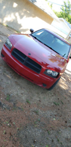 07 dodge charger LOW KM!
