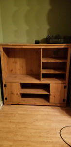 Entertainment unit - use as is, or DIY project
