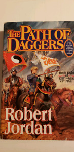 The Path of Daggers #8