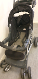 Britax sturdy pushchair.