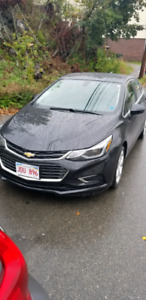 2018 Chevy Cruze Premier lease takeover