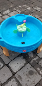 Step 2 Swim and Swirl Water Table