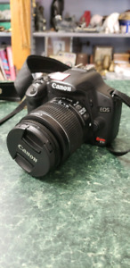 Canon Rebel T1i with Carry Case and 8gb SD Card