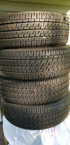 Barely Used Firestone Tires 195/65/15