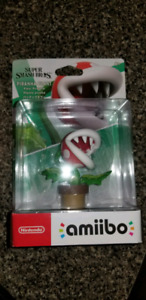 Piranha Plant Amiibo