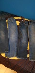 Jeans grandeur  10