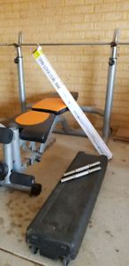 Weight Bench Pack