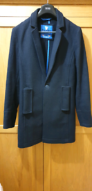 Superdry Wool Coat. Size M. Like New