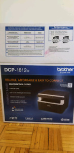 Brother Printer for $50 - Used only once for Testing