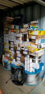Welding Supplies assorted