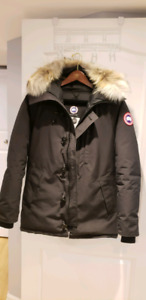 AUTHENTIC MENS CANADA GOOSE CHATEAU PARKA w Tags